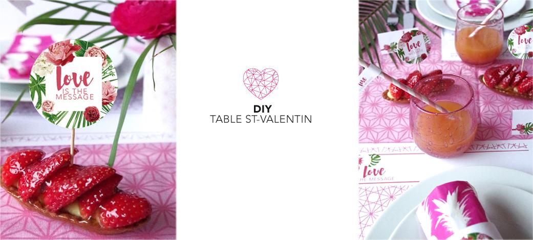 DIY St valentin
