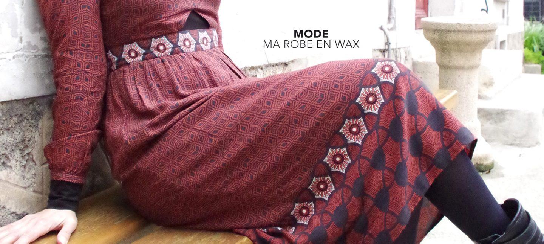 robe wax exochic