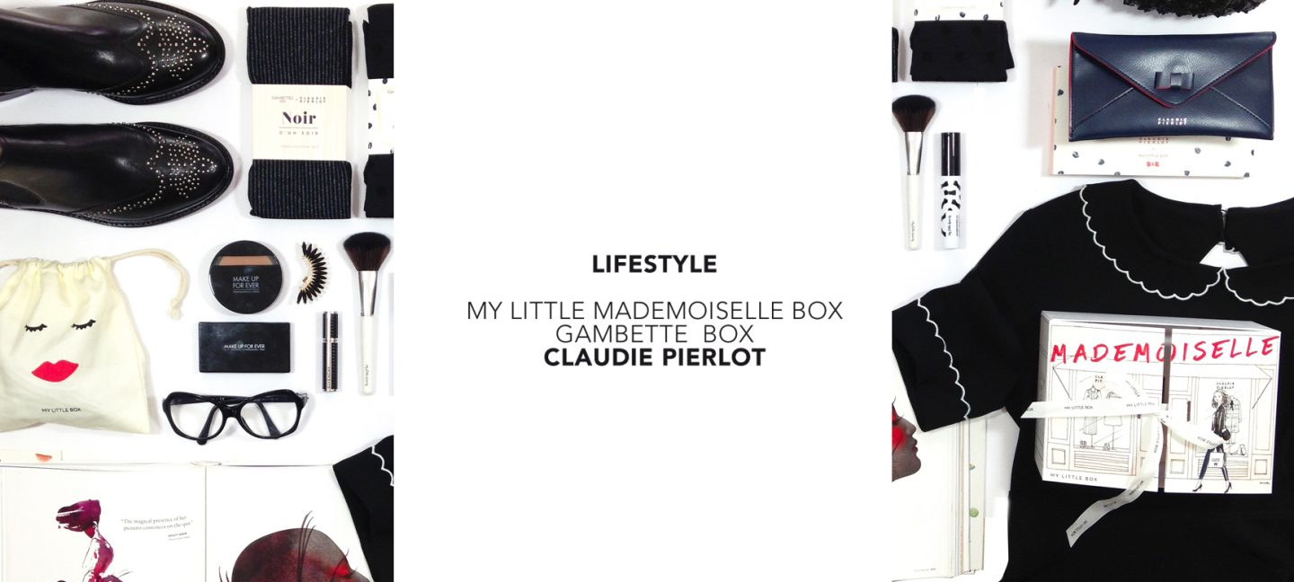 box claudie pierlot gambette box