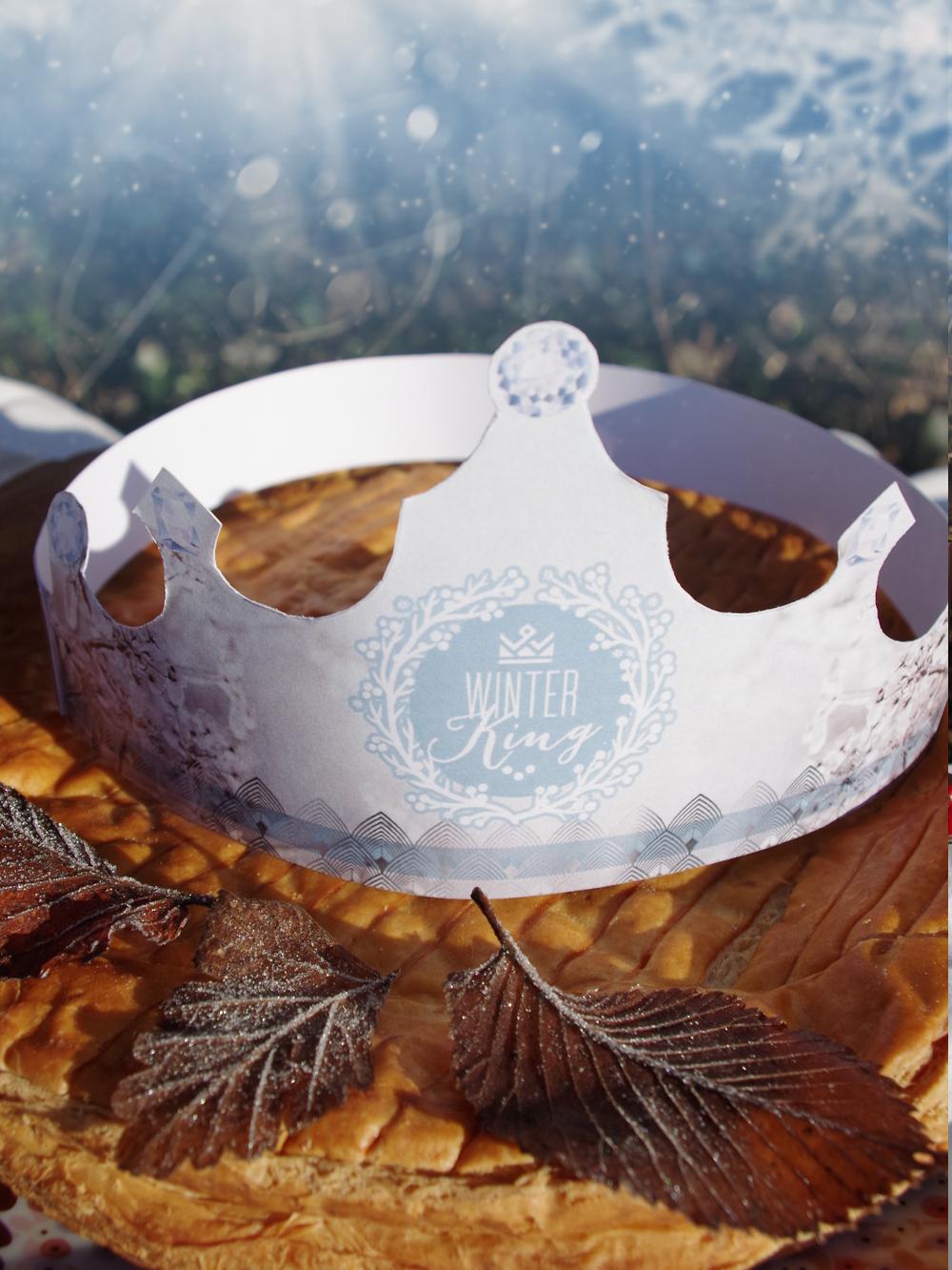 DIY couronnes galette des rois