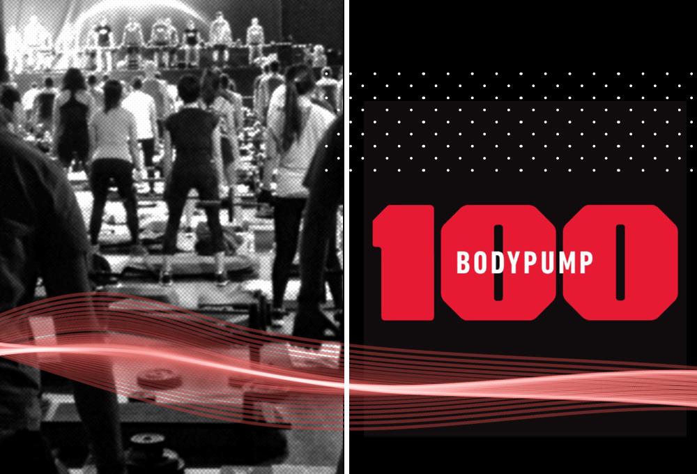 Body pump 100 exochic