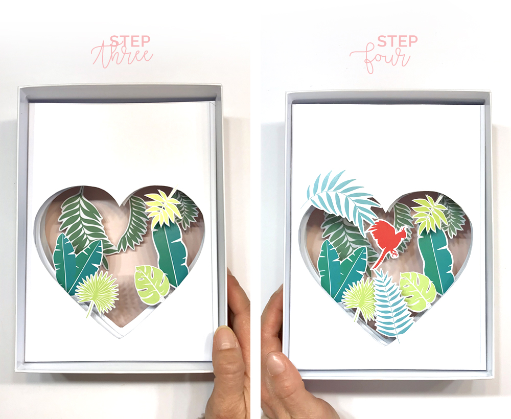 Air Chic Design:disque externe:EXOChic:1 -POSTS:1 - ARTICLES:2018:02 - FÉVRIER:03 DIY Box ST VALENTIN+ carte:image blog DIY Shadow box exochic:DIY shadow box exochic 6.jpg