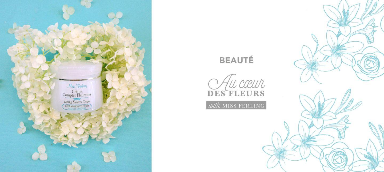 creme compter fleurette miss ferling