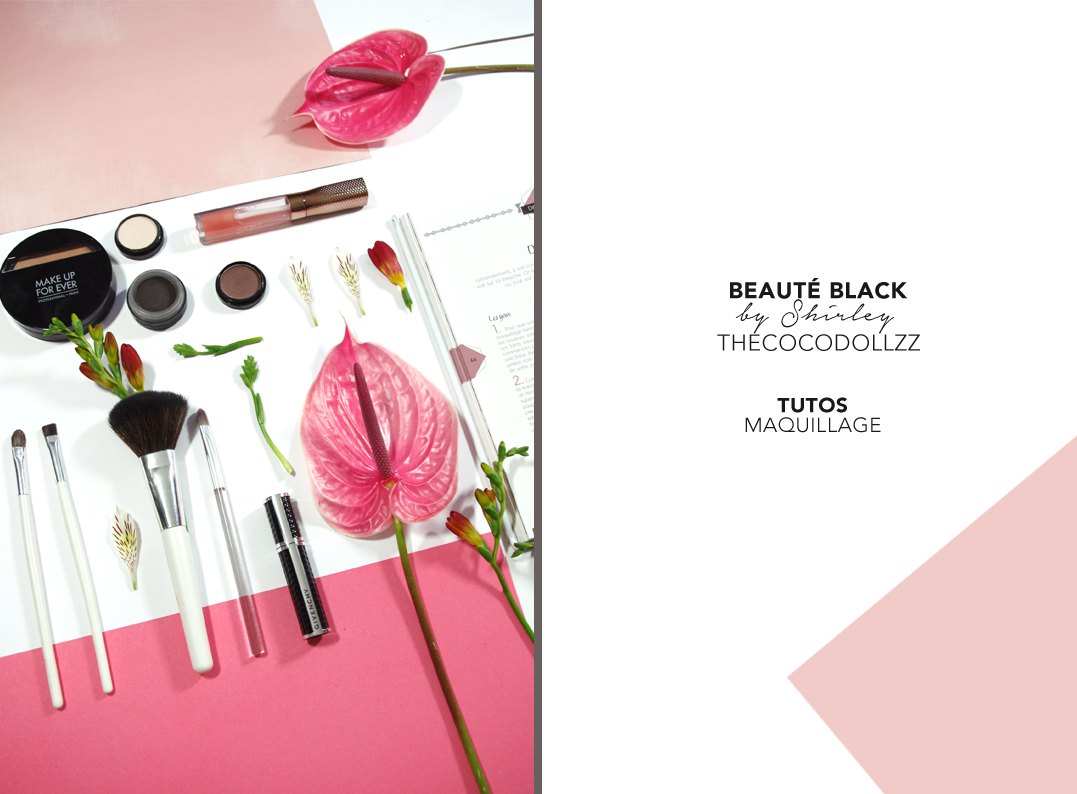 BEAUTE BLACK by TheCocodollzz