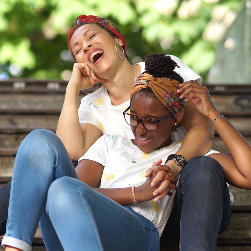 CONCOURS : Look mère et fille INDIRA DE PARIS