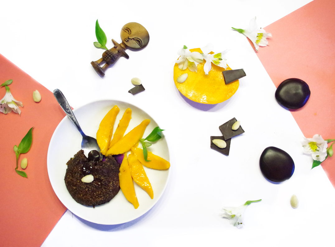 Bowl cake chocolat exochic