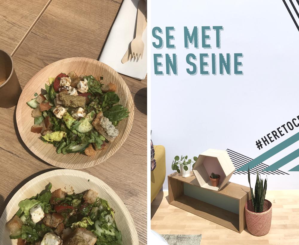 adidas Chez Simone se met en Seine EXOCHIC