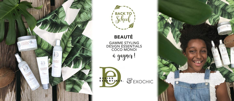 Design Essentials Coco monoi Exochic