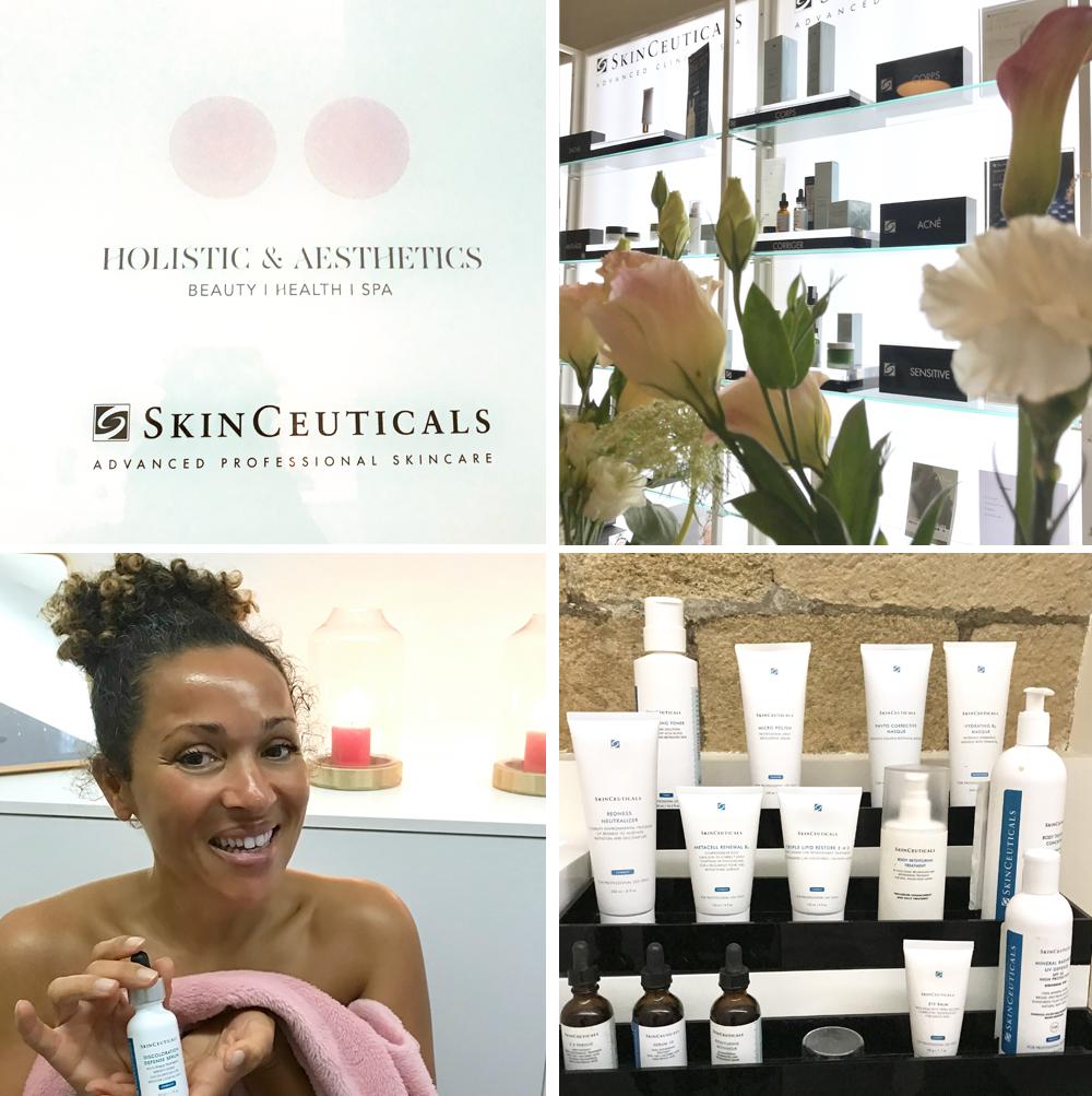 Hydrafacial Skinceuticals exochic