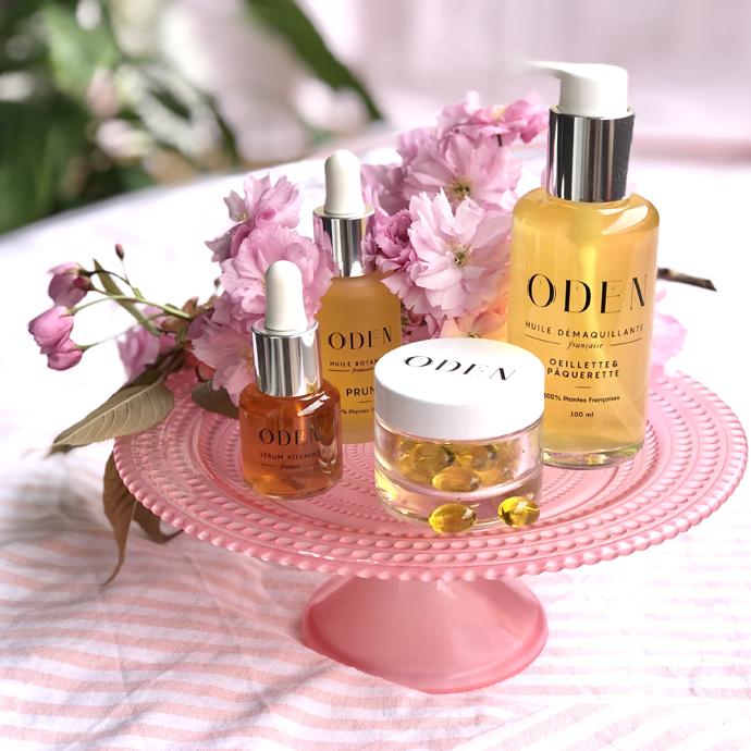 oden huile botanique exochic
